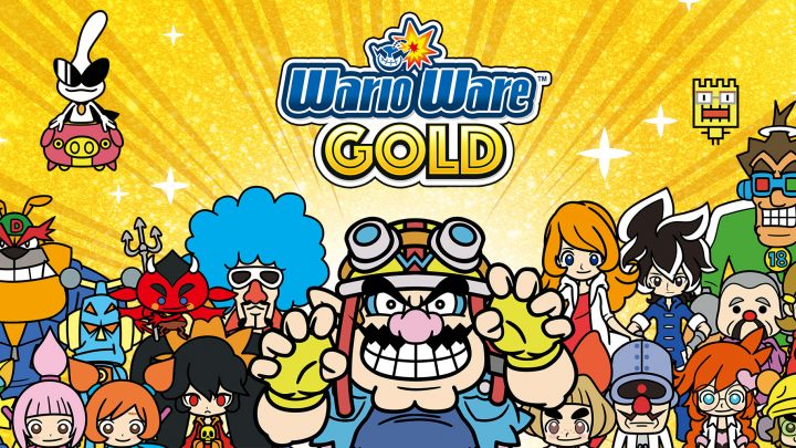 Wario Ware Gold : trailer + démo disponible