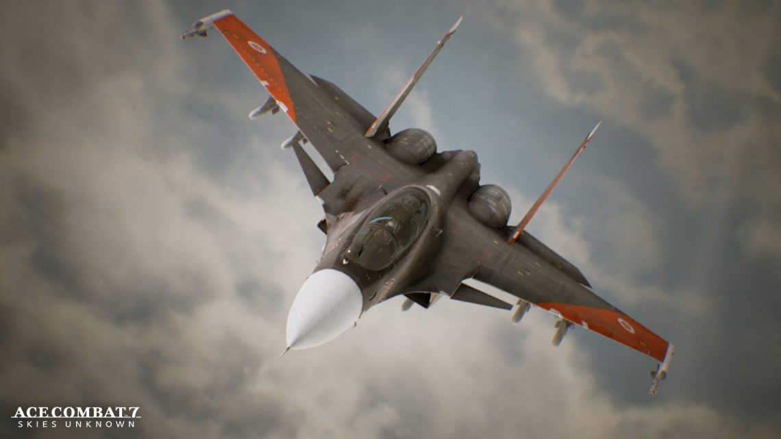 Ace Combat 7 : Skies Unknown : date de sortie