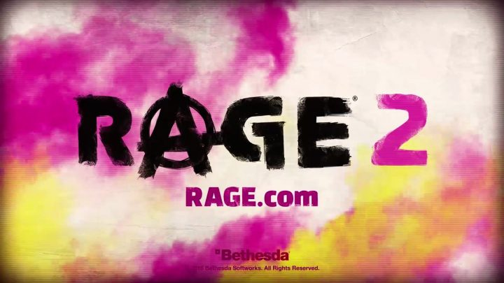 RAGE 2 : quelques informations