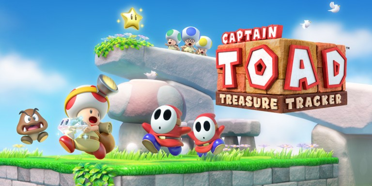 Captain Toad : Treasure Tracker – Un petit trailer