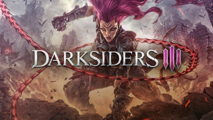 Darksiders III : trailer + 40mn de gameplay (Gamescom)
