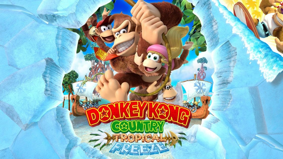Donkey Kong Country : Tropical Freeze – La bande-annonce de lancement !