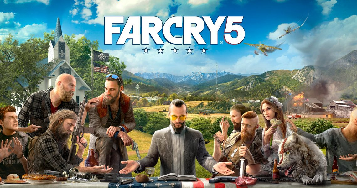 Far cry 5 : la première extension arrive !