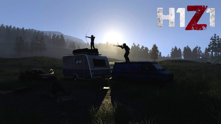 H1Z1 : Battle Royale en bêta sur PS4 !