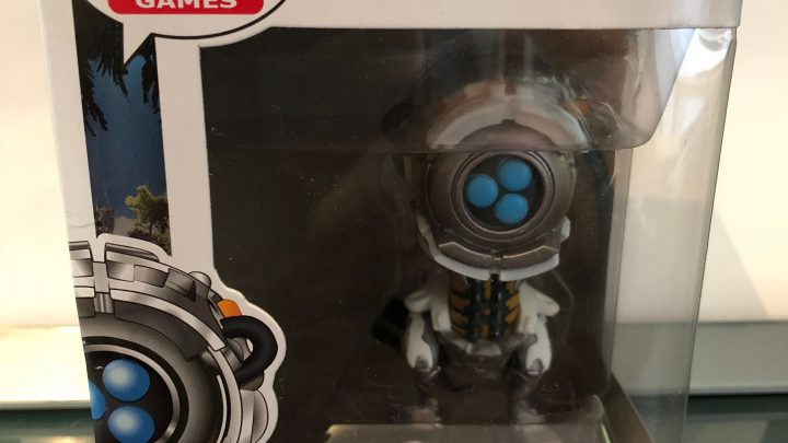 "Figurine POP ""GAMES"" – Watcher #260"