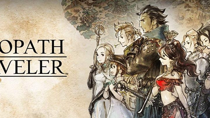 Octopath Traveler : son trailer de lancement