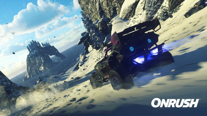 ONRUSH : Les dates de la BETA sur PS4 & XBOX ONE !