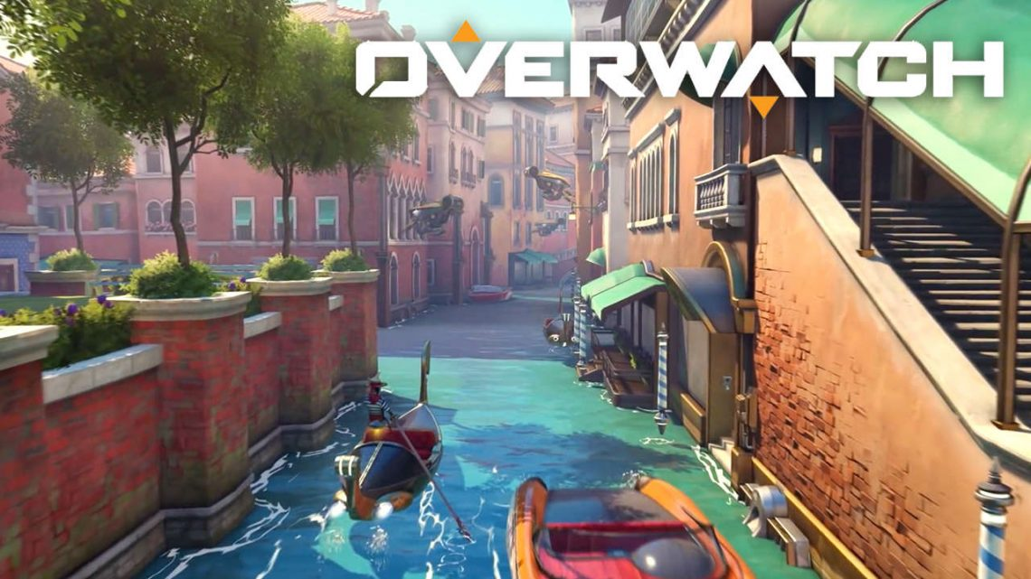 Nouvelle map d'Overwatch, disponible !