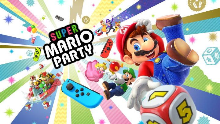 Super Mario Party : Gameplay (Gamescom)