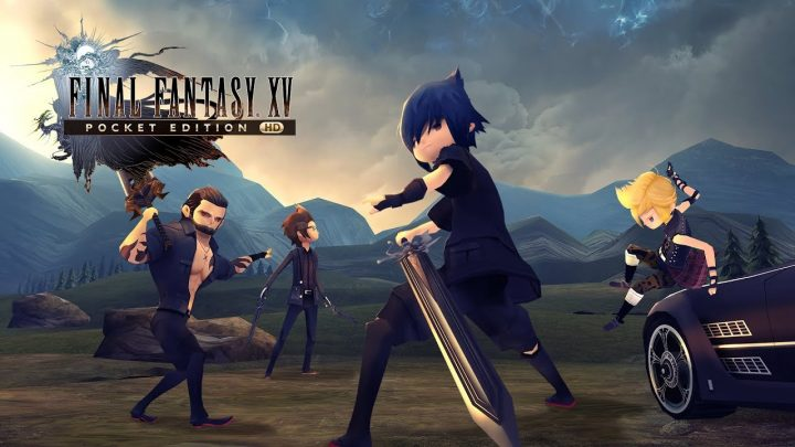 Final Fantasy XV Pocket Edition HD : disponible maintenant !