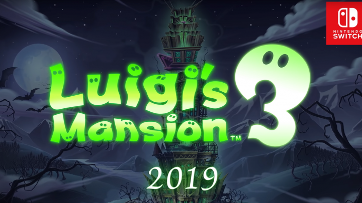 Luigi's Mansion 3 arrive sur Nintendo Switch ! (Trailer)