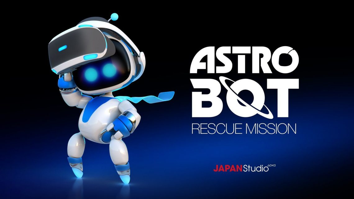 TEST – Astro Bot Rescue Mission [PS VR]