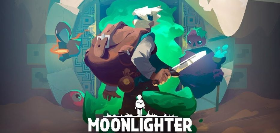 Moonlighter : date de sortie sur Nintendo Switch