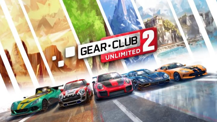 Gear Club Unlimited 2 : du gameplay en vidéo