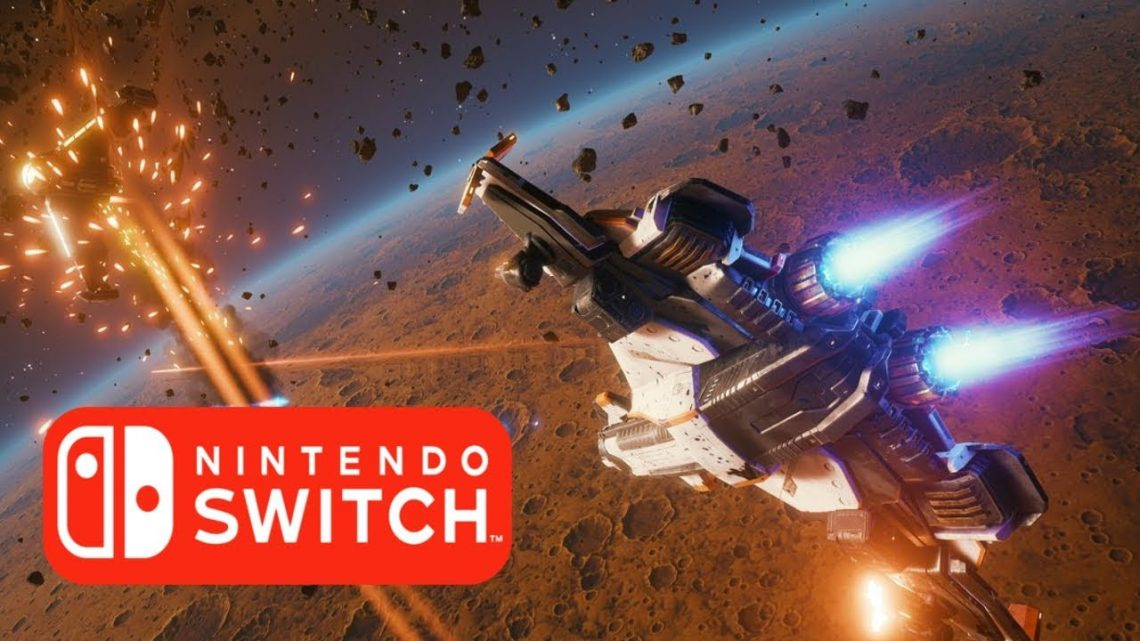 Everspace arrive sur Nintendo Switch