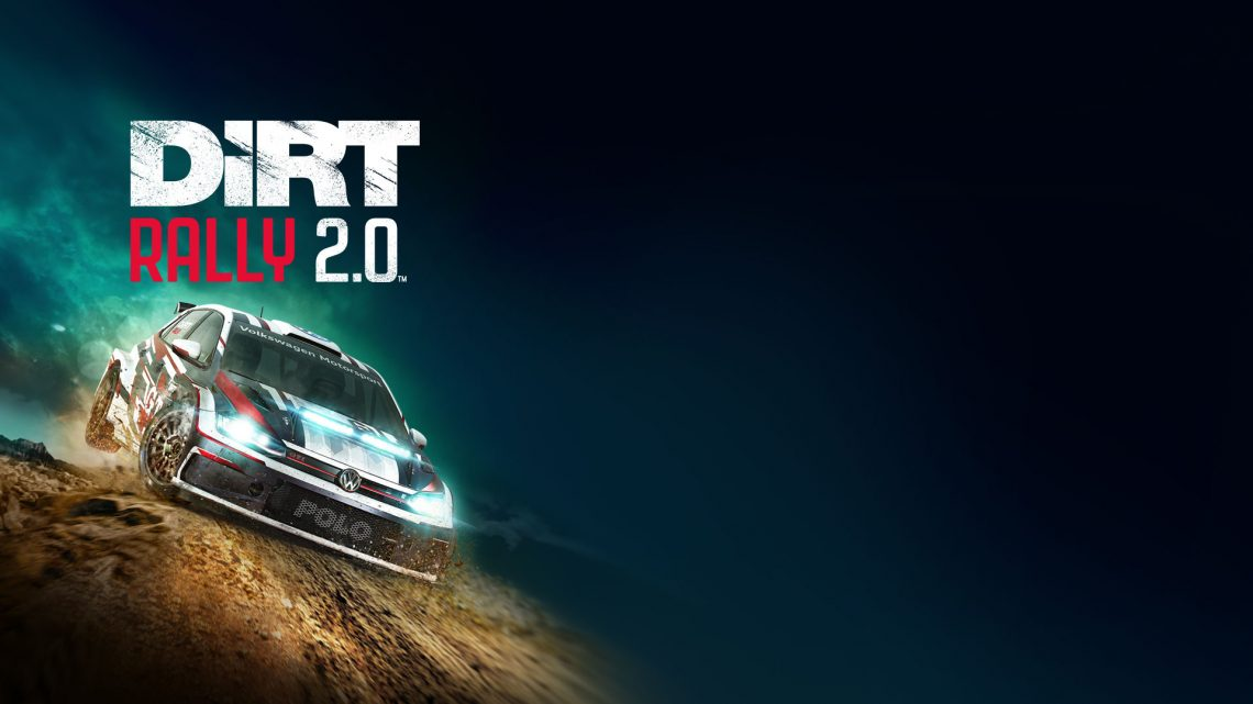 DiRT Rally 2.0 [XBOX-ONE X]