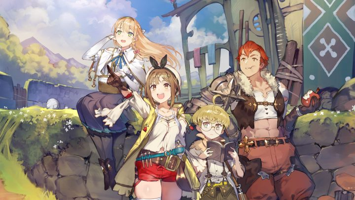 Atelier Ryza : Ever Darkness & The Secret Hideout [PS4 PRO]