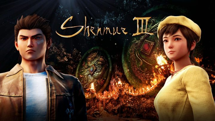 Shenmue 3, disponible !