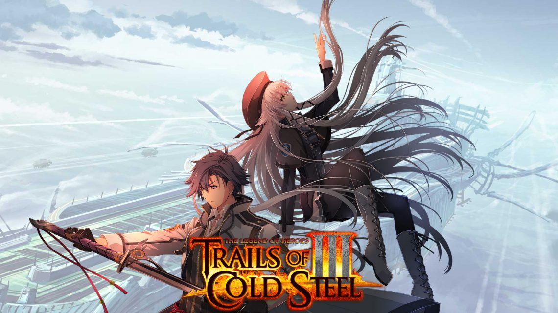 Trails Of Cold Steel III [PS4 PRO]