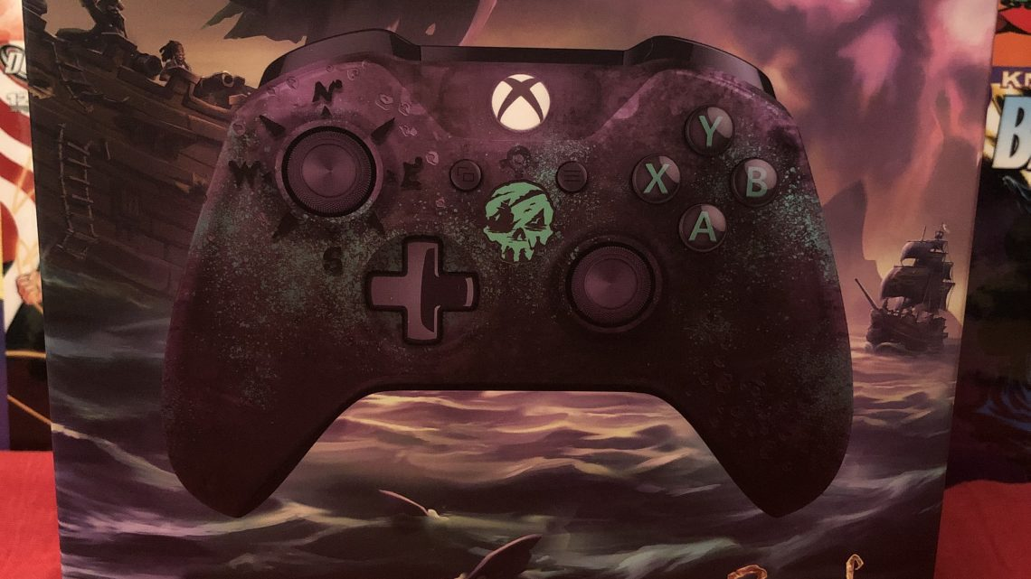 Manette Sea of Thieves – Edition limitée